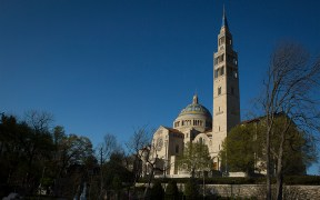 WASHINGTON BASILICA NATIONAL SHRINE