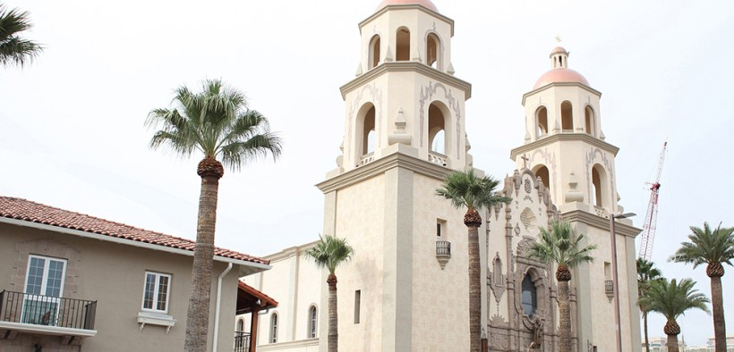 ARIZONA CATHEDRAL OF ST. AUGUSTINE