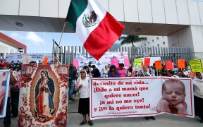 MEXICO ABORTION COURT BISHOPS