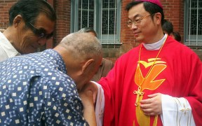 BISHOP ORDINATION CHINA CATHEDRAL