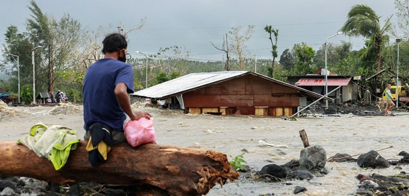 TYPHOON GONI PHILIPPINES AFTERMATH