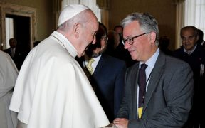 BOOK 'LET US DREAM' POPE FRANCIS