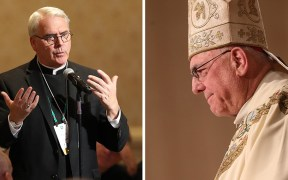 ARCHBISHOPS PAUL S. COAKLEY AND JOSEPH F. NAUMANN
