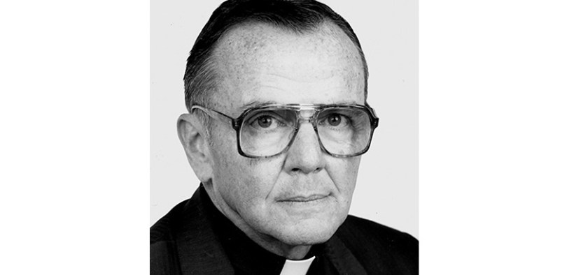 Retired Bishop Joseph H. Hart