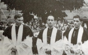 RATZINGER BROTHERS PRIESTLY ORDINATION