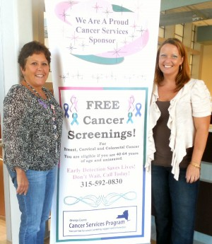 OCO Cancer Services Program Welcomes Fulton Medical Imaging