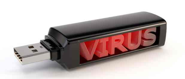 Banning USB Flash Drives From The Workplace