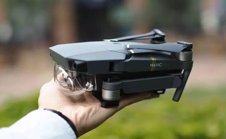 New Generation Mavic Pro Be Smallest Spark Drone