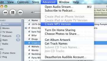 Convert FLAC to MP3 in Mac OS