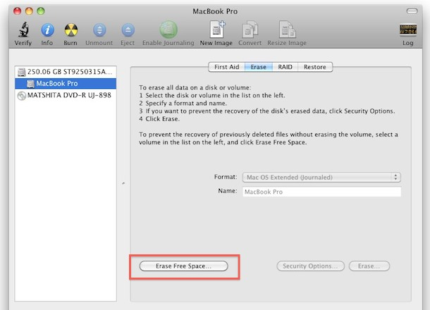 How to Enable TRIM on Third Party SSDs in Mac OS X with trimforce