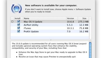 TRIM SSD Support Enabled in Mac OS X 10 6 8 Update