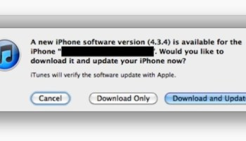 iOS 4 3 3 Download is Available Now
