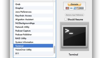 disable reopen windows when logging back in in mac os x completely