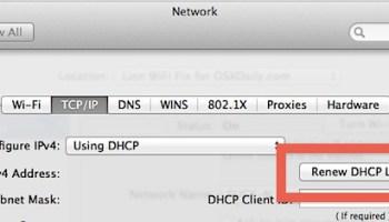 Fix OS X Mountain Lion Wireless Connection Problems | OSXDaily
