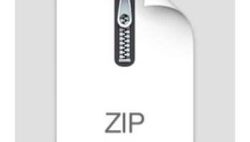 Password Protect Zip Files in Mac OS X