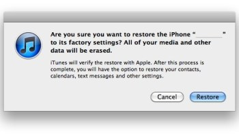 Fix Error 3194 from iTunes During iPhone Restore