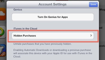 How to Hide & Unhide Downloaded Apps from App Store on
