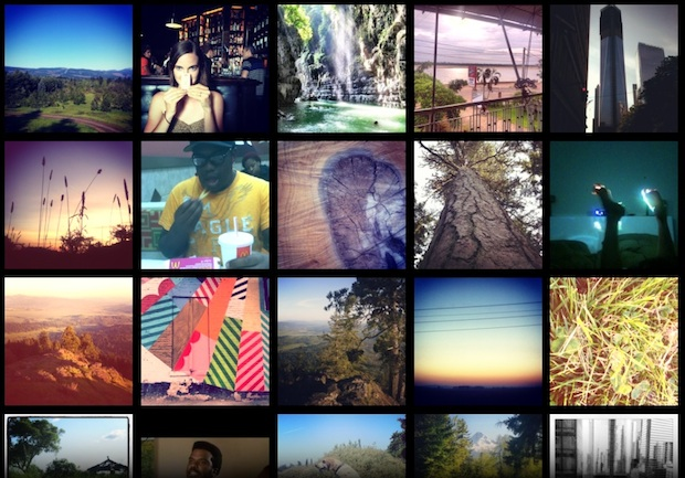 Screenstagram is an Instagram screen saver