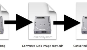 How to Burn Disc Images in Mac OS Without Disk Utility