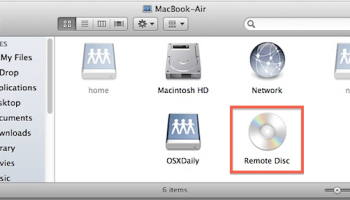 How to Burn Files to a DVD / CD on Mac OS