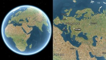 How To Use Maps In Globe View On Mac