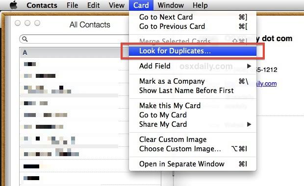 Iphone Address Book To Mac