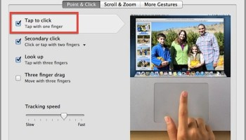 "Enable ""Right-Click"" on a Mac Laptop"