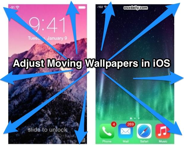 Desktop Background Too Zoomed In
