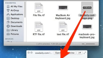 How to ReName a File or Folder in Mac OS X