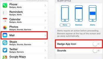 How to Turn Off the New Mail Alert Sound in iOS