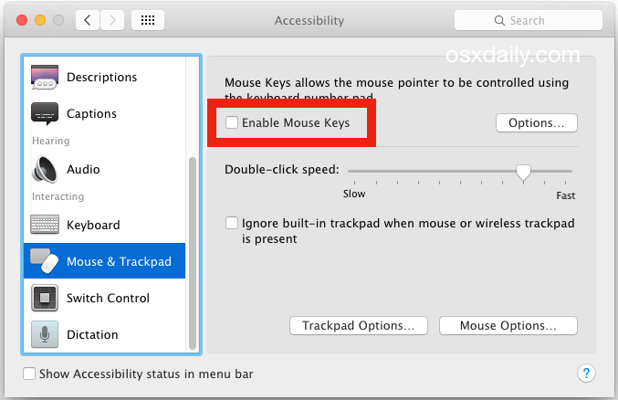 Get faster at using your Mac with these great keyboard shortcuts