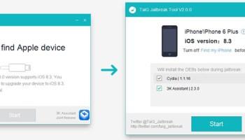 iOS 7 Jailbreak Evasi0n 7 Now Available [Download Links]