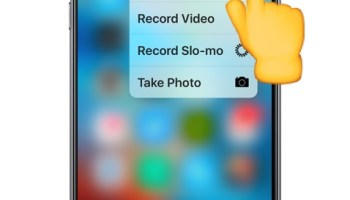 Open the Multitasking App Switcher with 3D Touch on iPhone