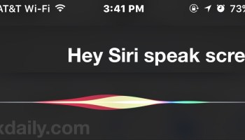 How to Speak Screen on iPhone and iPad to Have iOS Read Anything to You