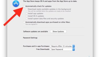 How to Prevent macOS High Sierra from Automatically Downloading