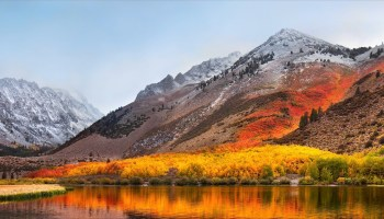 Get The Macos High Sierra Default Wallpaper