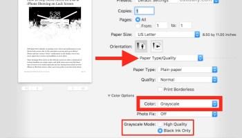 Show Print History In Mac Os X Osxdaily