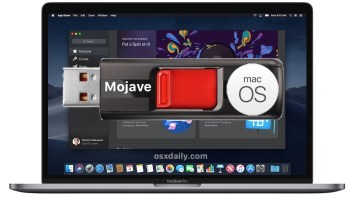 How to Download a Full Size MacOS Mojave Installer | OSXDaily