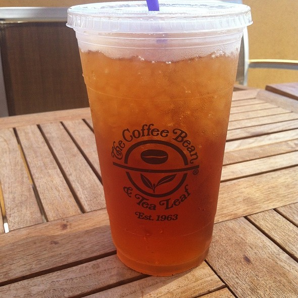 Image Result For The Coffee Bean Tea Leaf Black Forest Ice Blended