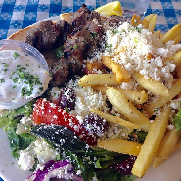 Greek Restaurant 2nd Street Long Beach