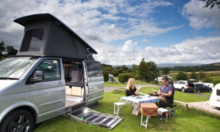 The World's Only Drive-From Wheelchair VW Campervan