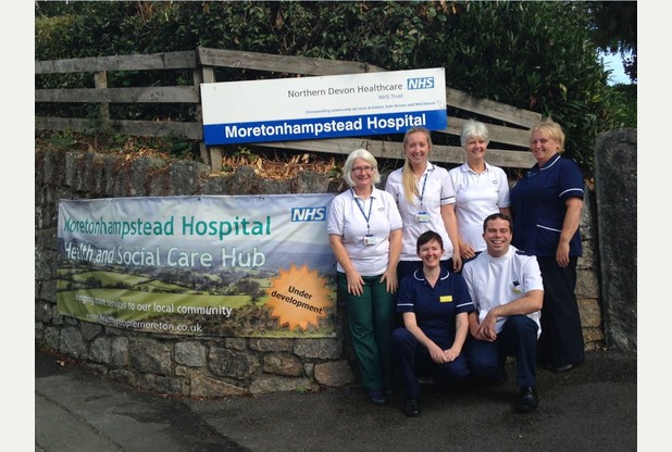 Rescheduled wellbeing drop-in at Moretonhampstead Hospital