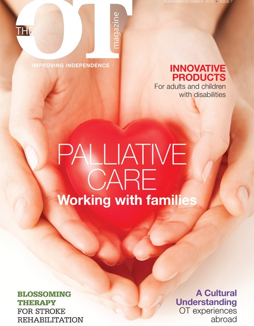 The Nov/Dec issue is out now!