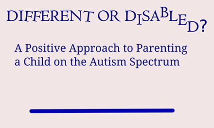 Autism Success Story: New Parenting Book Explains How This Was Achieved