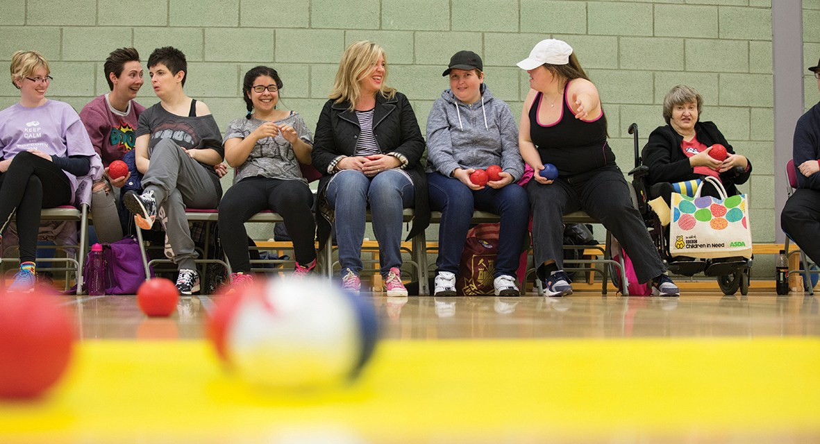 Sport For Confidence programme recognised by NHS England