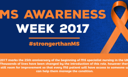 NRS Healthcare supports MS Awareness Week 2017
