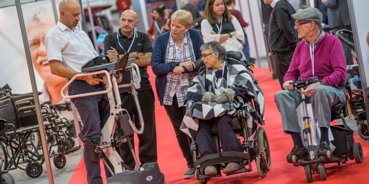 Scotland's largest independent living show returns to Glasgow