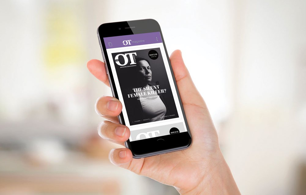 The Sept/Oct issue is now available to download on The OT Magazine App