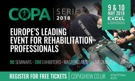 Unmissable expo for Rehab professionals