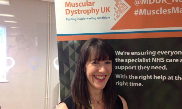 Free online course for OTs working in muscle-wasting conditions